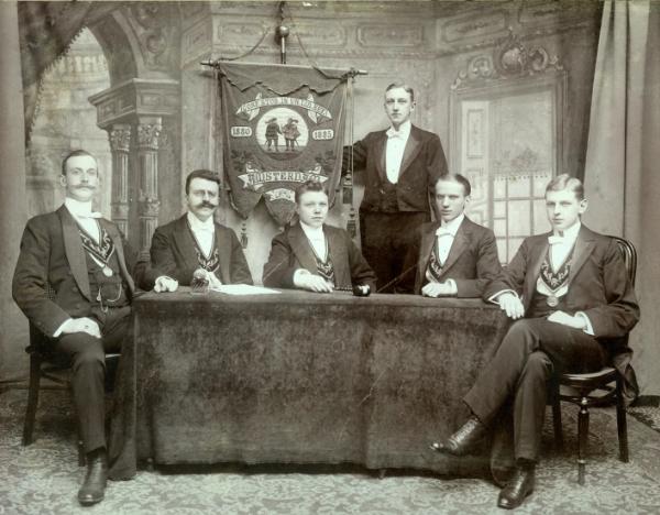 De Senaat van 1902 (Fotocollectie Protestants Erfgoed | HDC, VU).