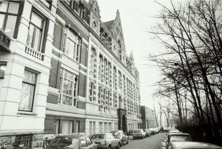 Het Peadologisch Instituut, Vossiusstraat 56, Photo collection Protestant Heritage | HDC, Vrije Universiteit Amsterdam